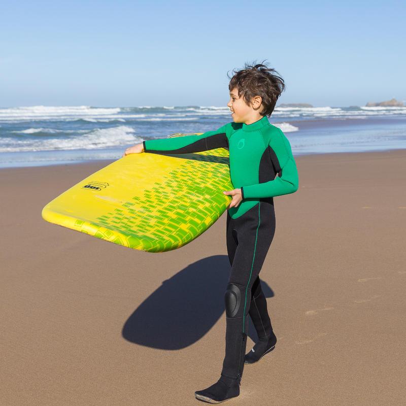 Traje SURF 100 Neoprén 4/3 mm Niños
