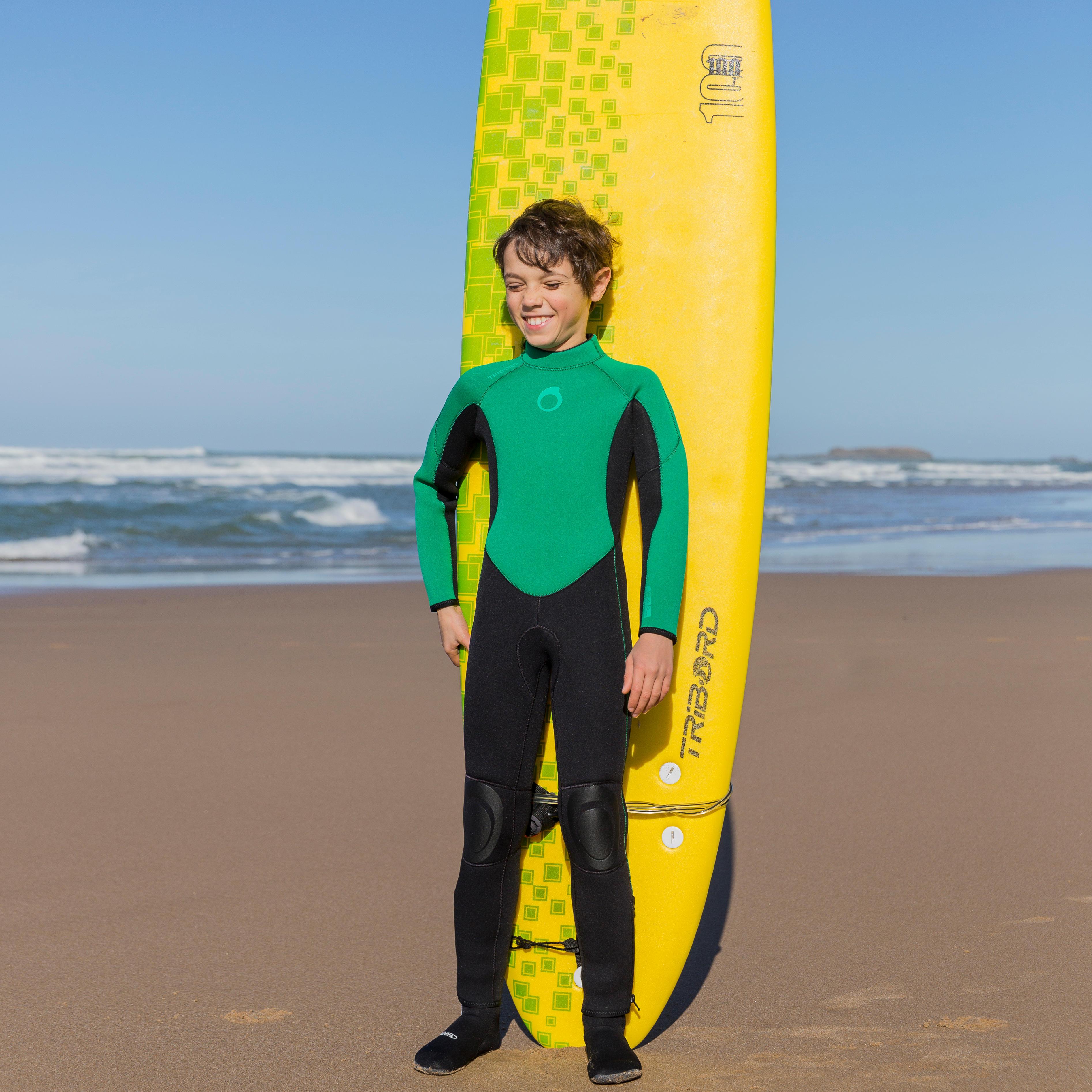 Traje 100 Neopreno 43 Niños Mm Surf WE2YD9HeI