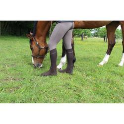 Sentier Adult Horse Riding Jodhpur Boots - Brown