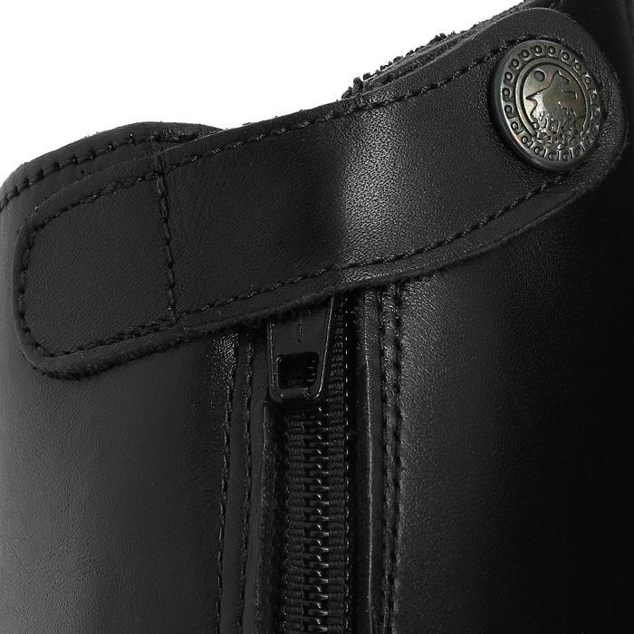 Bottes en cuir équitation adulte RIDING - 349322