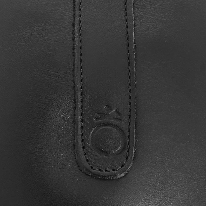 Bottes en cuir équitation adulte RIDING - 349323