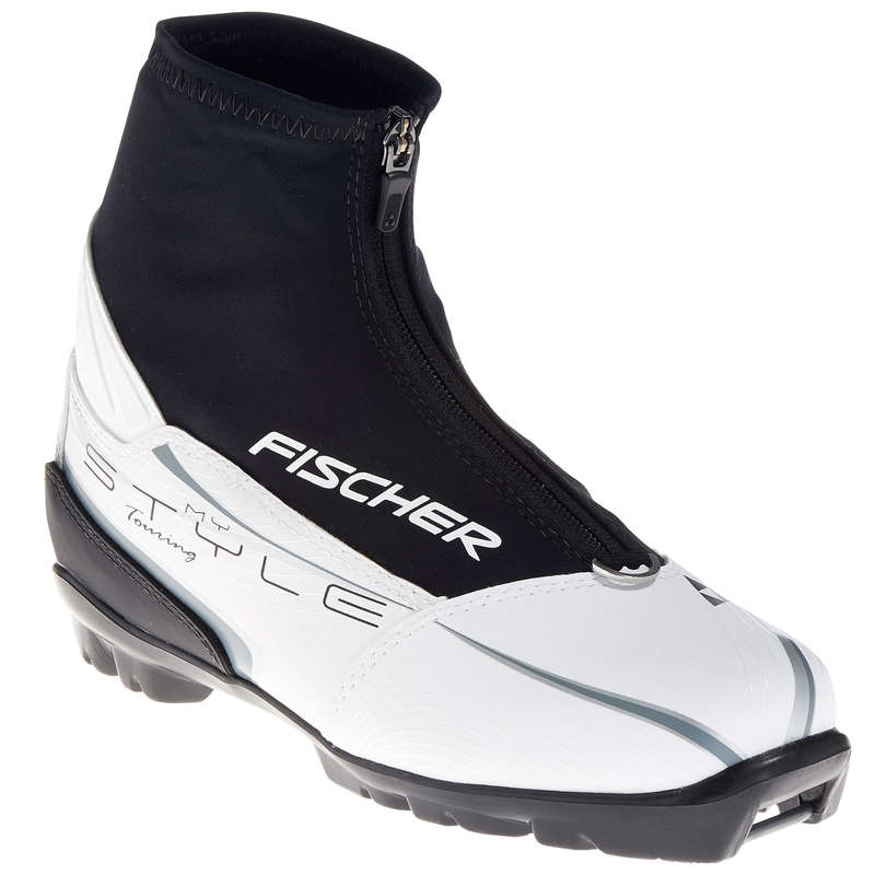 SKI DE FUNDO CLÁSSICO ADULTO Ski e Snowboard - Botas Ski Xc Tr My Style NNN FISCHER - Ski e Snowboard
