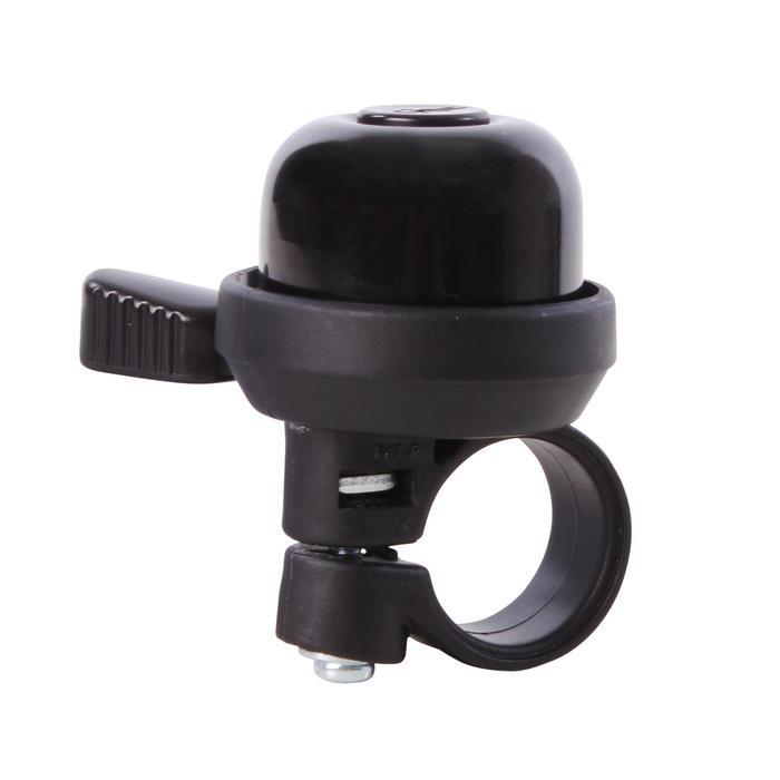 100 Bike Bell - Black - 349480