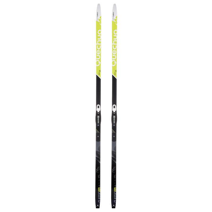 Ski de fond classique loisir Classic 100 NNN - 349584