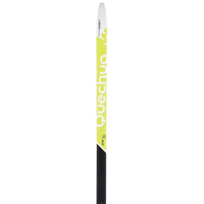Ski de fond classique loisir Classic 100 NNN - 349585