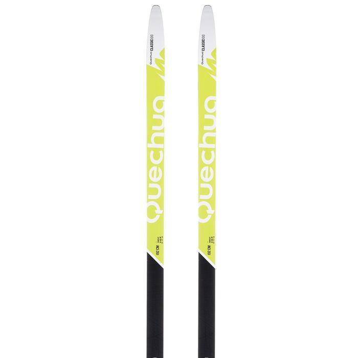 Ski de fond classique loisir Classic 100 NNN - 349587