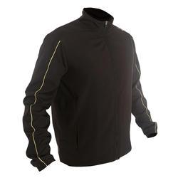 Trainingsjacke Dry 100 Tennis Herren schwarz