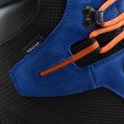 MOUNTAINEERING BOOTS BLUE