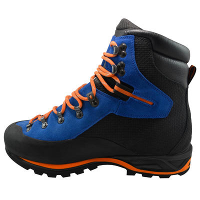MOUNTAINEERING BOOTS - ALPINISM BLEU