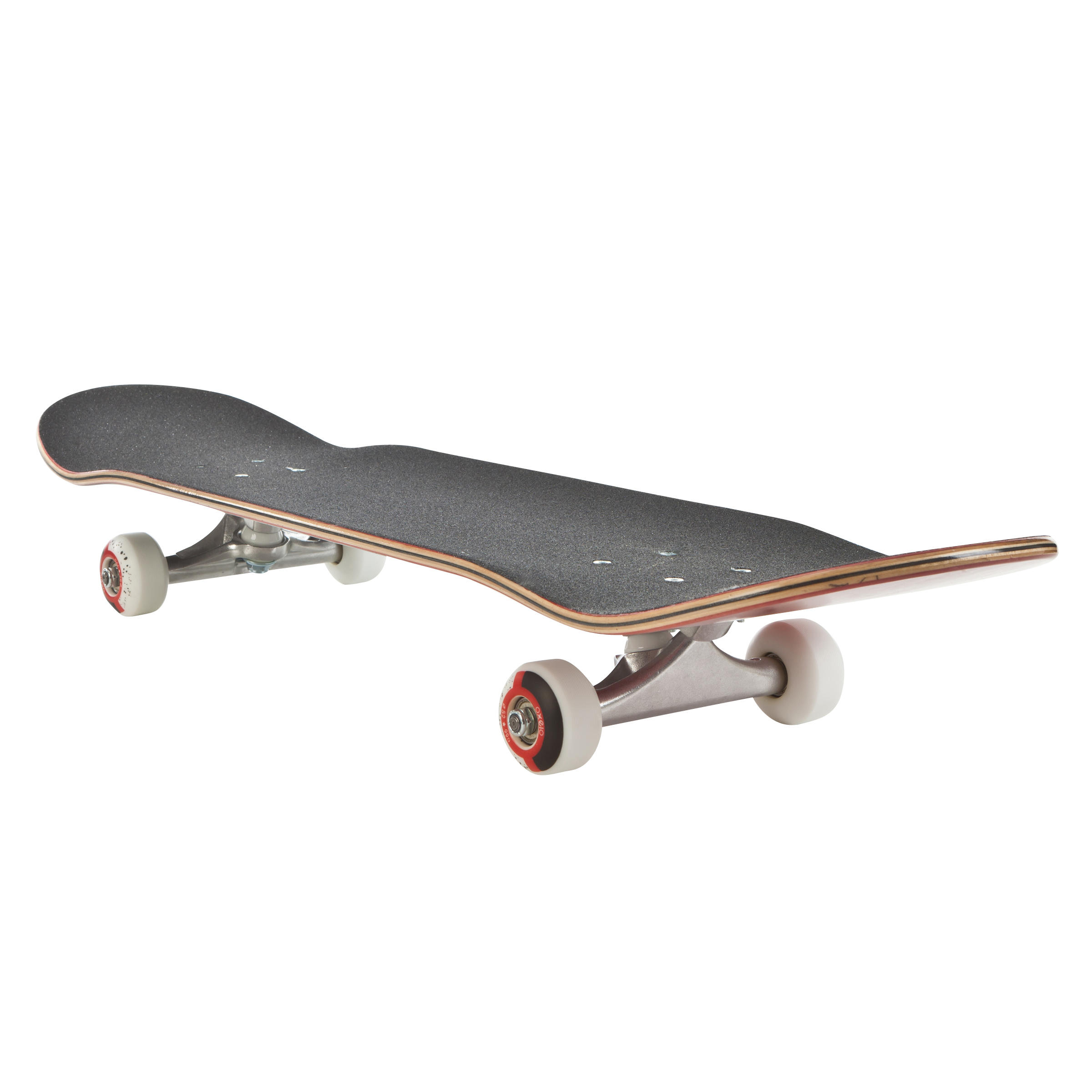 SKATEBOARD TEAM GALAXY RED