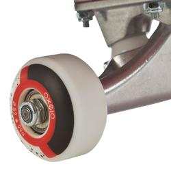 Skateboard TEAM100 GALAXY Rouge