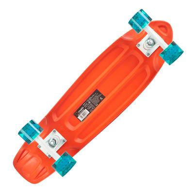 Big Yamba Cruiser Skateboard - Red Blue - Decathlon Sports Megastore a361e5aa4be