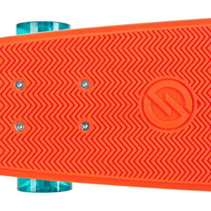 Cruiser-Skateboard Big Yamba rot/blau
