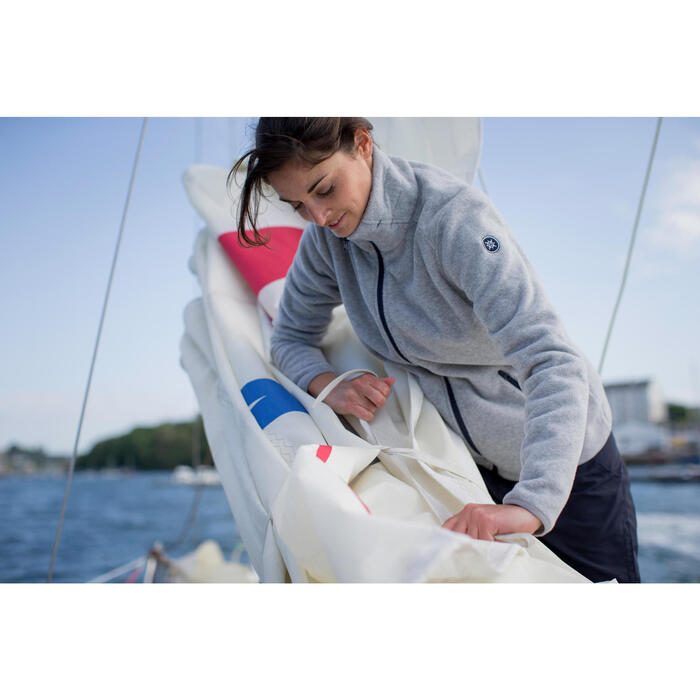 Polaire bateau femme RACE - 350452