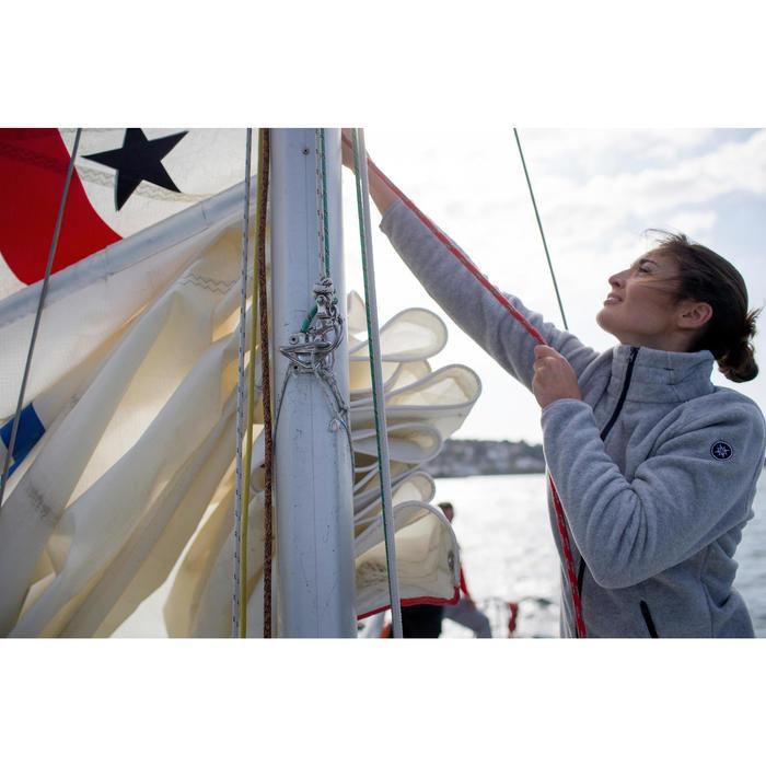 Polaire bateau femme RACE - 350467