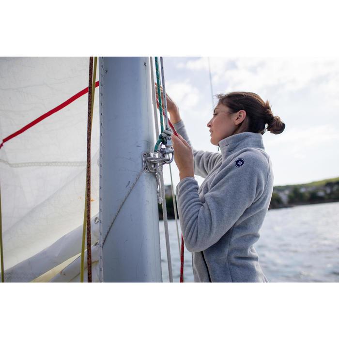 Polaire bateau femme RACE - 350468