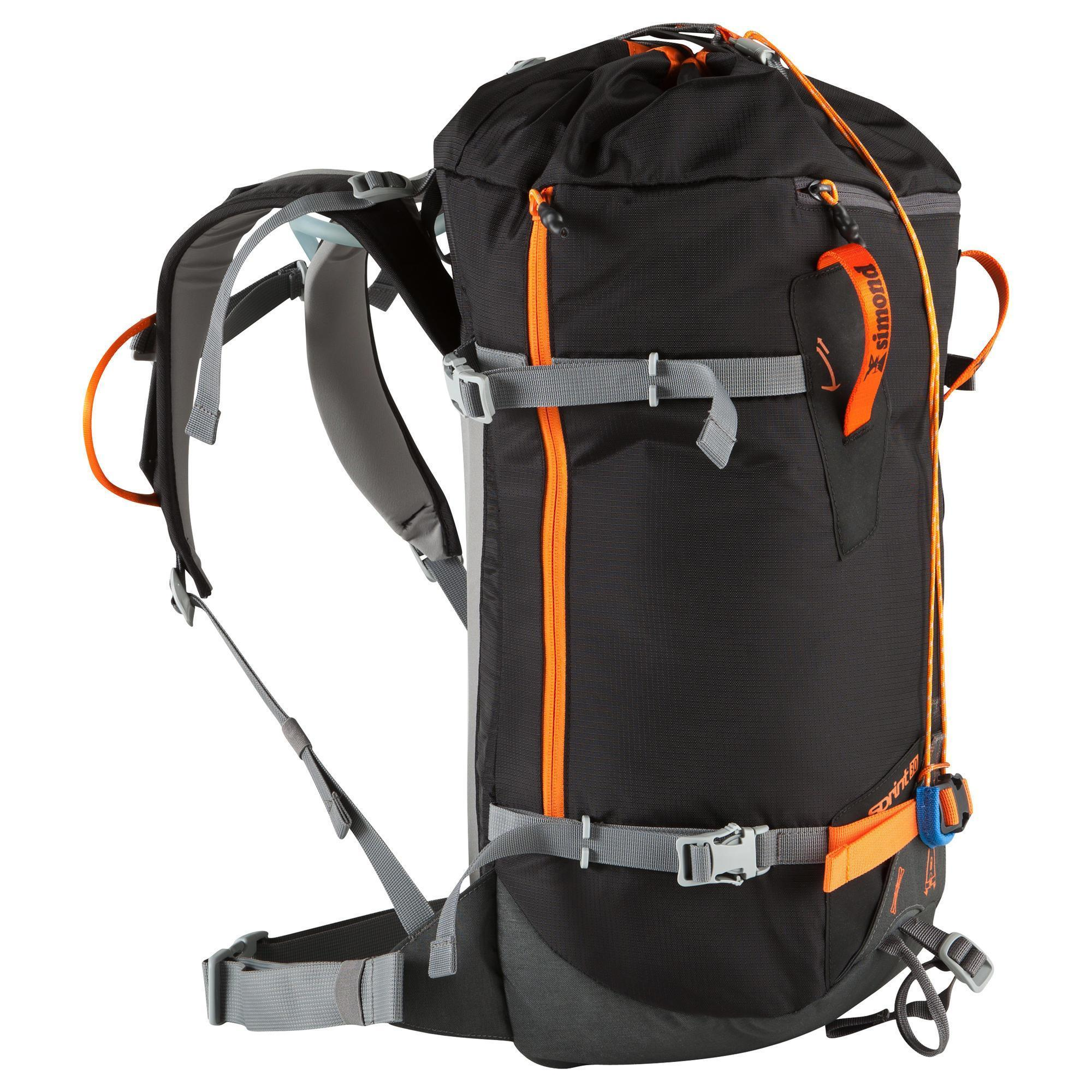 Sac Dos Alpinism 55 Ultralight- Simond 55l XACUnGdQ