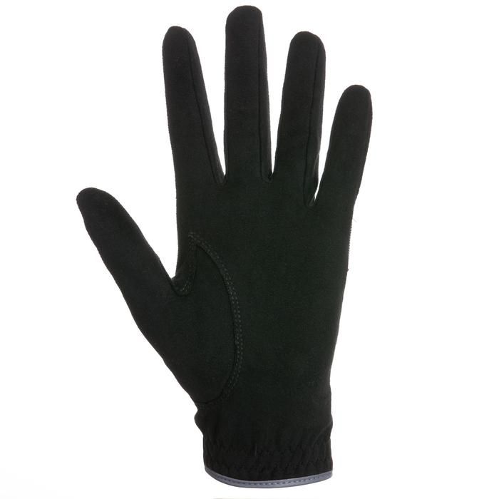 Golfhandschoen voor dames 540 regen zwart