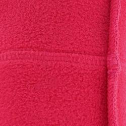 Fleece sokken voor ruiterlaarzen met randje in imitatiebont - 351223