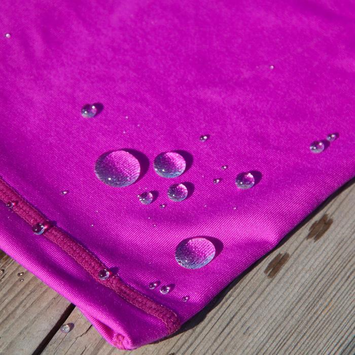 tee shirt anti UV surf top 100 manches longues bébé recyclé - 351615