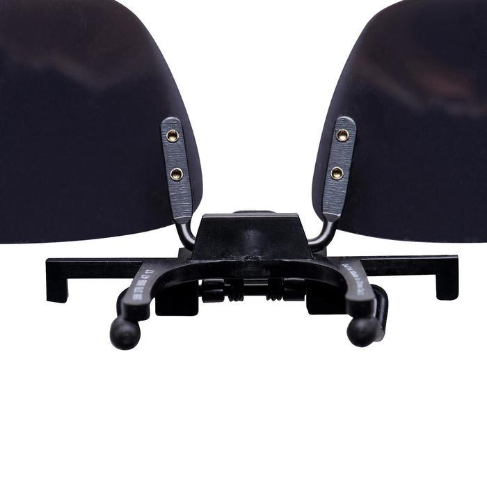 Clip adaptable sur lunettes de vue CLIP 120 L polarisant catégorie 3 - 351798