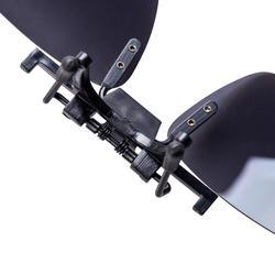 Polariserende zonneclip Vision 300 voor bril op sterkte, categorie 3 - 351799