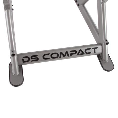 Chaise romaine ds compact domyos by decathlon - Chaise romaine musculation ...