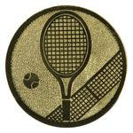 Workshop Plaatje tennis goud