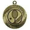 Plaatje tennis goud - 352570