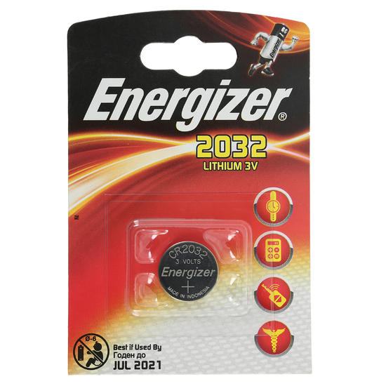 Batterij CR2032 - 352757