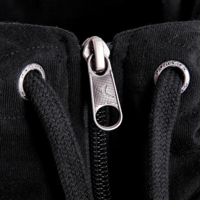 Veste capuche zippée Gym & Pilates femme - 353094