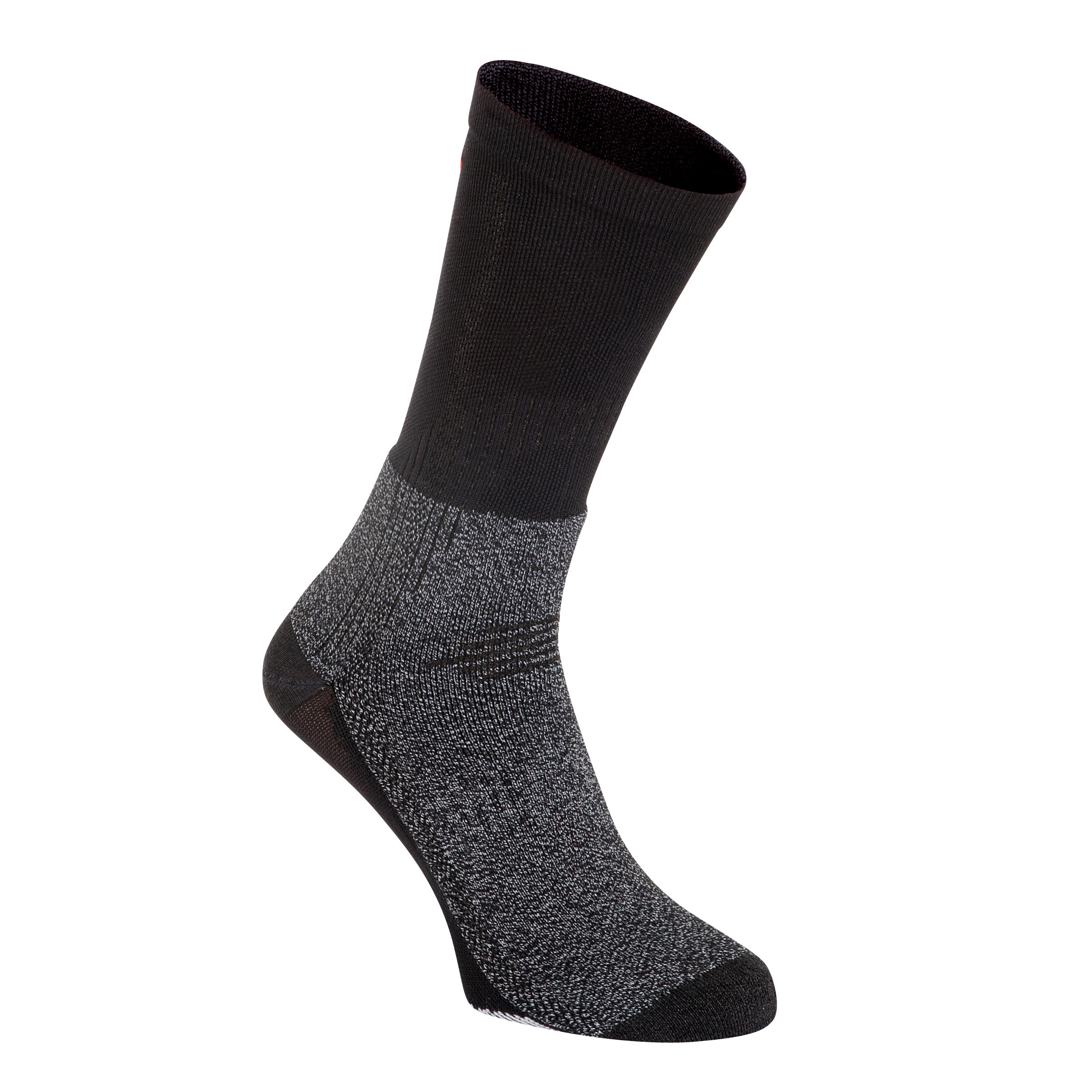 Black Cross-Country Skiing Socks