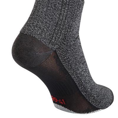 Шкарпетки для класичного бігу на лижах - Чорні