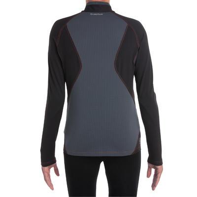 Men's long-sleeved mountain walking t-shirt MH900