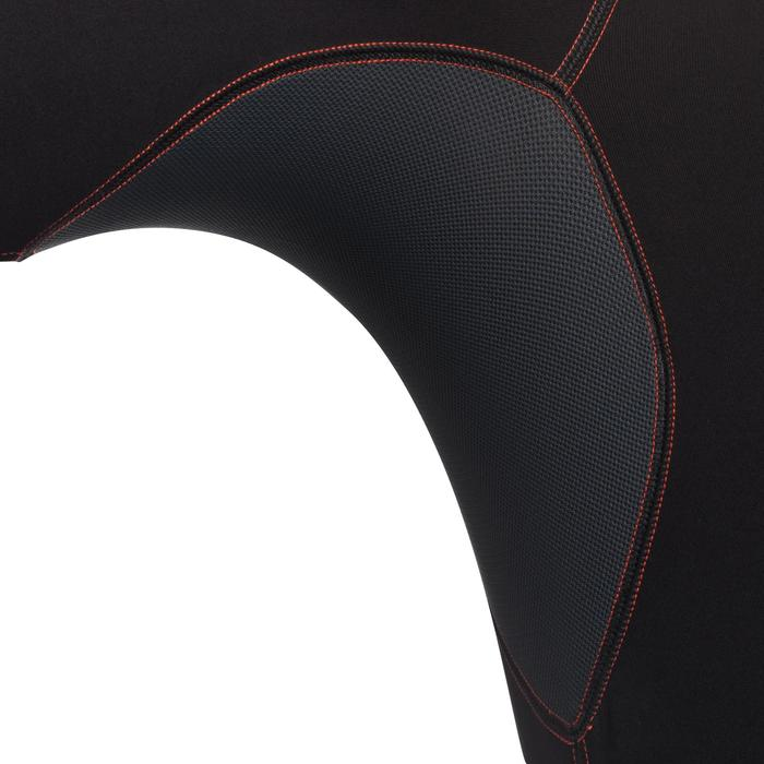 Wandel T-shirt MH900 met lange mouwen voor heren zwart