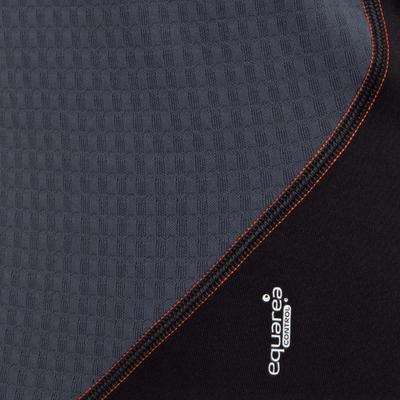 MH900 Long-sleeve Mountain Hiking T-Shirt - Black