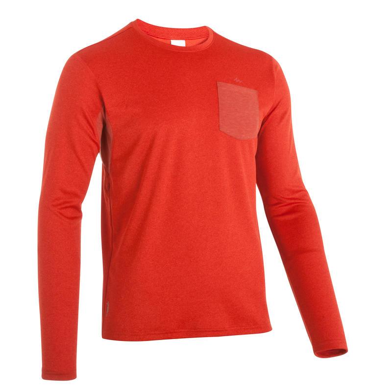 ForclazTECH 500 LS T-Shirt Red