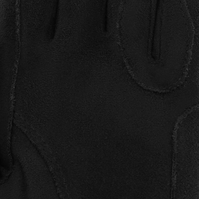 Kipwarm 成人馬術手套-黑色