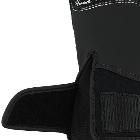Kipwarm Women's Horse Riding Warm Gloves - Black