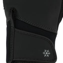 Kipwarm Women's Horseback Riding Warm Gloves - Black