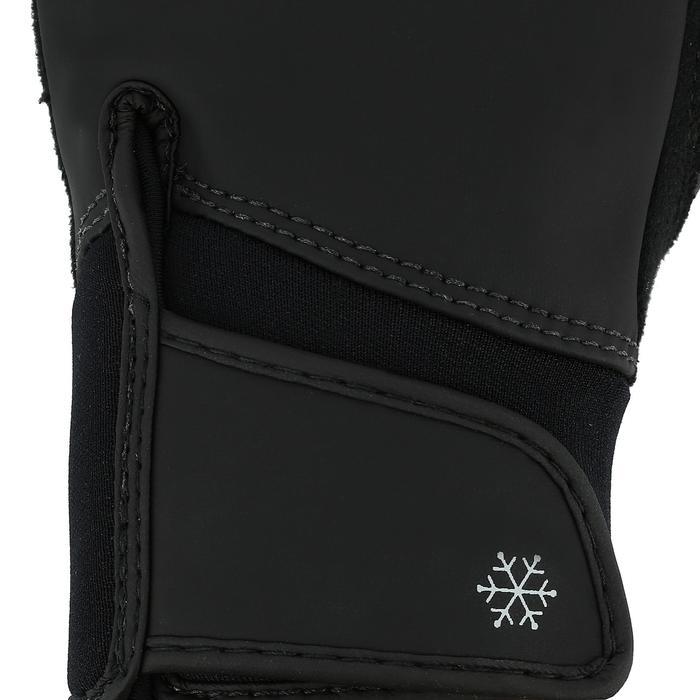 Kipwarm Adult Horse Riding Gloves - Black - 353850