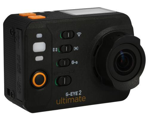 G-EYE 900 Rockrider kamera