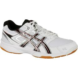 Chaussures de volley-ball enfant Gel Spike blanches