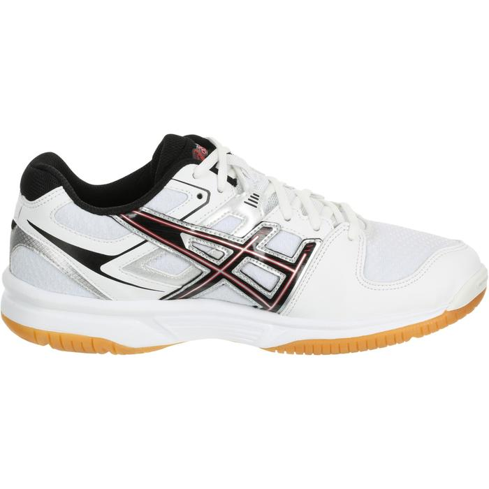 Chaussures de volley-ball enfant Gel Spike blanches - 35466