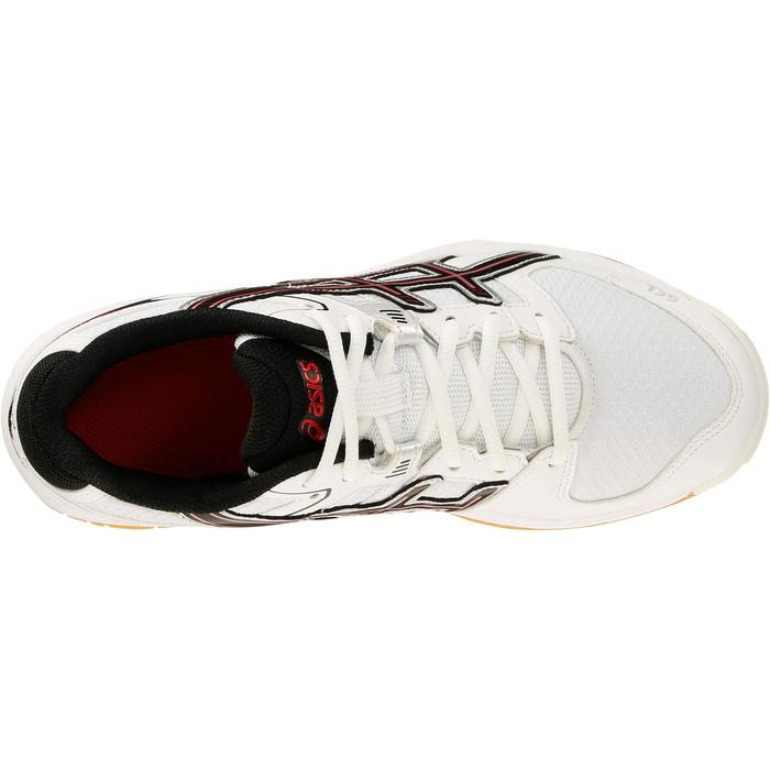 Chaussures de volley-ball enfant Gel Spike blanches - 35470