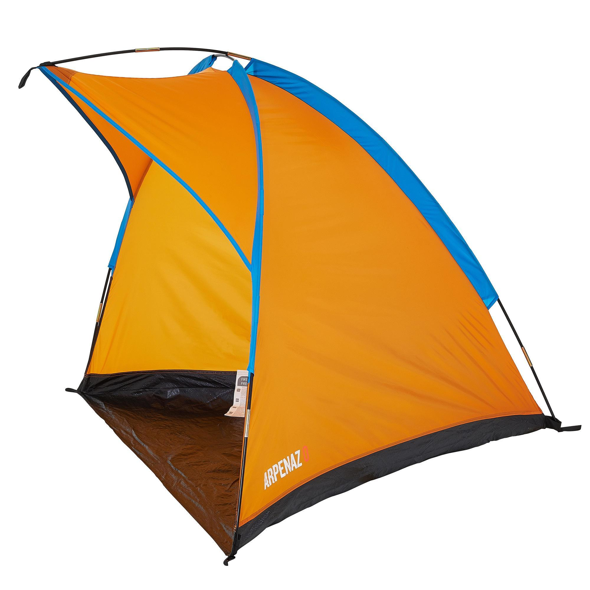 ARPENAZ HIKING SHELTER 0 SPF 30 ORANGE