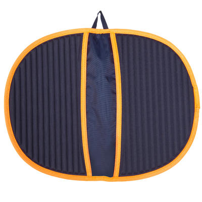 Гігієнічний килимок для ніг для басейну - Синій/Помаранчевий