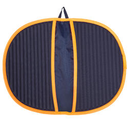 BLUE ORANGE SWIMMING HYGIENE FEET POOL MAT
