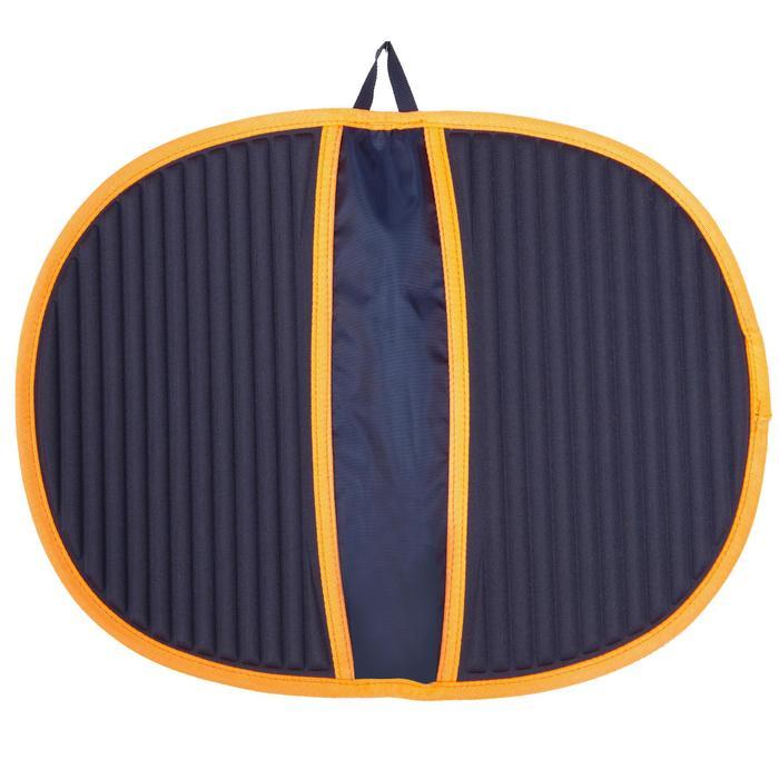 Esterilla Natación Nabaiji Hygiene Feet Azul Naranja Aquagym Aquafitness
