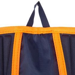Fußmatte Hygiene Feet blau/orange